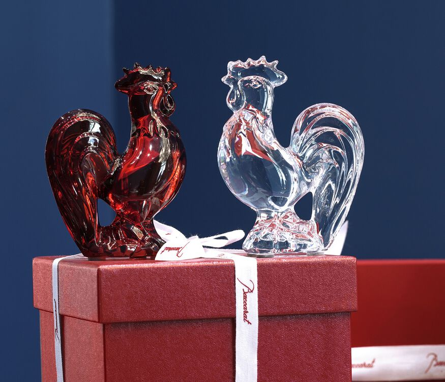 ZODIAQUE ROOSTER, Red
