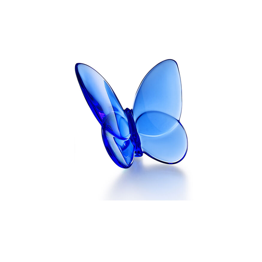 PAPILLON LUCKY BUTTERFLY  Blue Image
