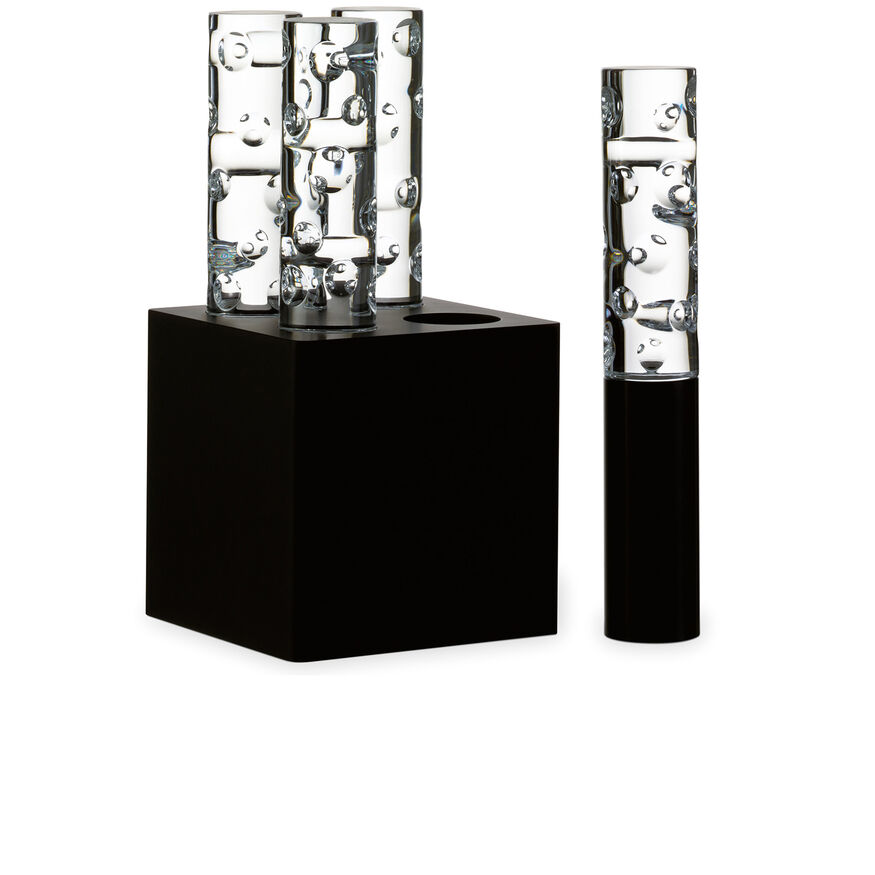JARDIN DE CRISTAL JALLUM VOTIVES  Black