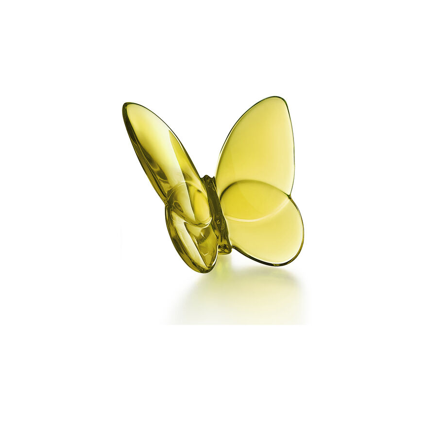 PAPILLON LUCKY BUTTERFLY  Amber Image