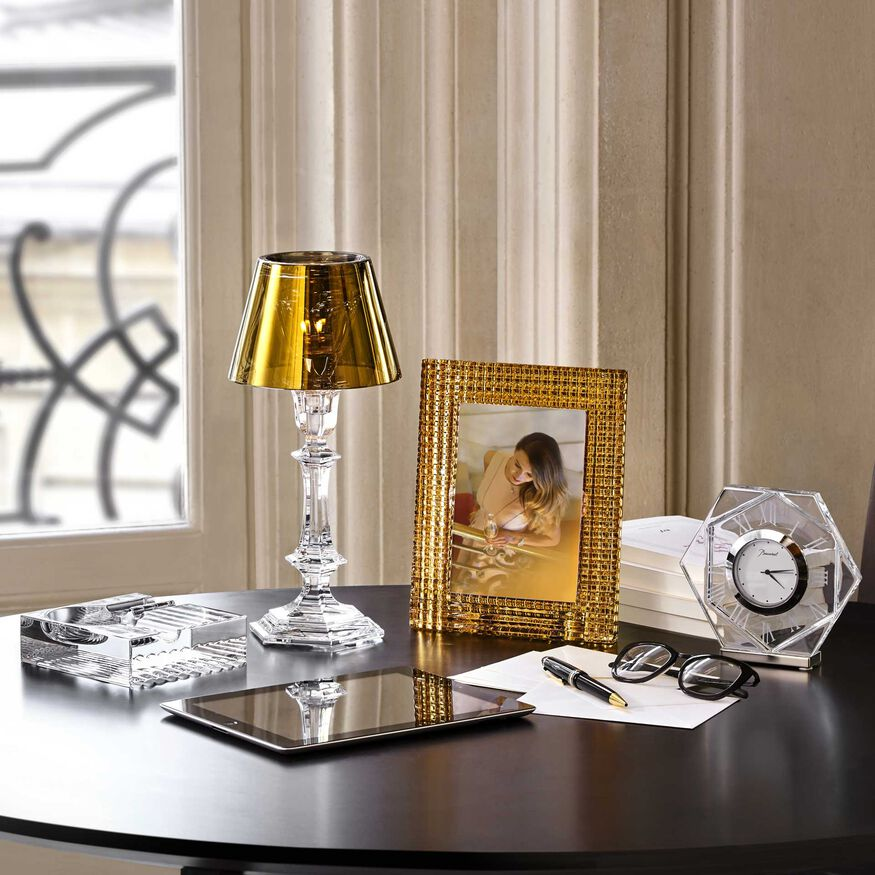 EYE PHOTO FRAME, Gold - 2