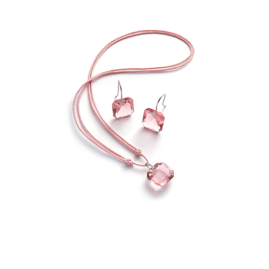 BACCARAT PAR MARIE-HÉLÈNE DE TAILLAC EARRINGS  Light pink - 2