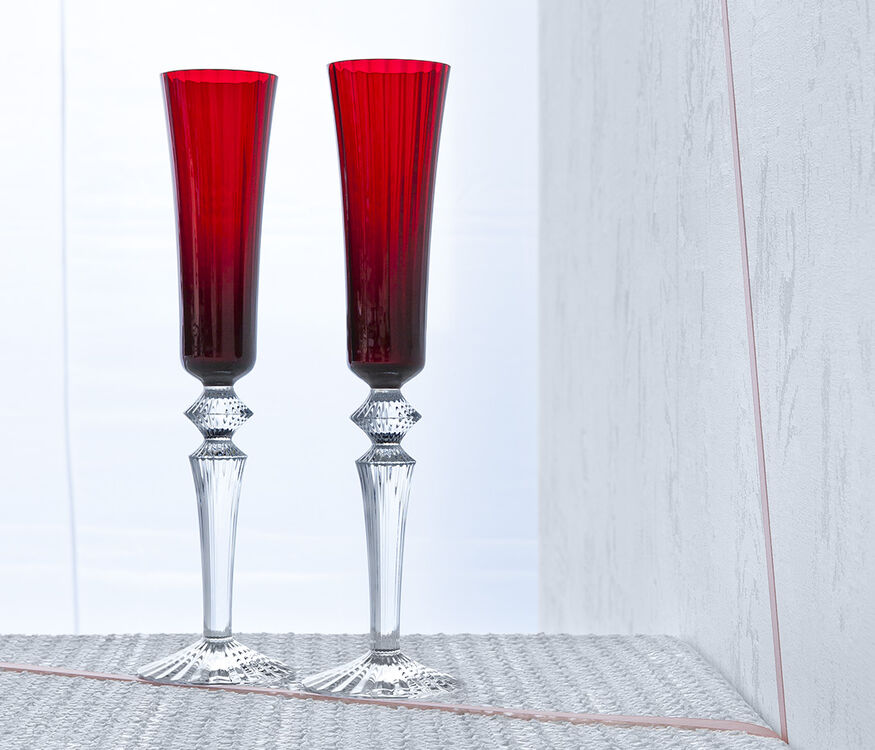 MILLE NUITS FLUTISSIMO, Red - 3