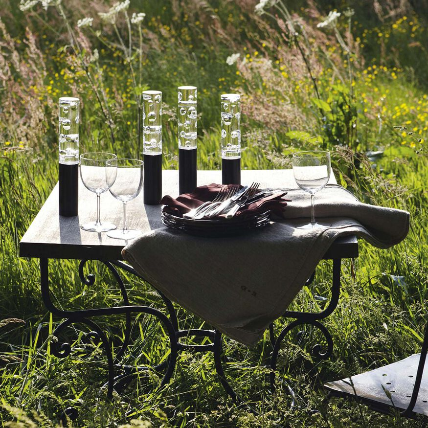 JARDIN DE CRISTAL JALLUM VOTIVES  Black - 4