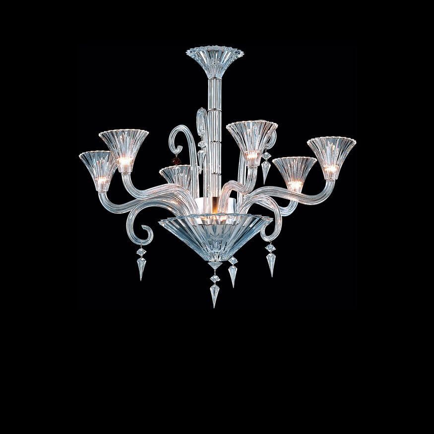 MILLE NUITS CHANDELIER 6 TO 24 LIGHTS  Clear Image
