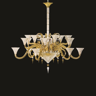 MILLE NUITS CHANDELIER 6 TO 24 LIGHTS  Gold