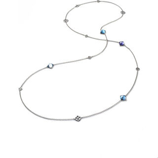 MINI MÉDICIS LONG NECKLACE  Multico