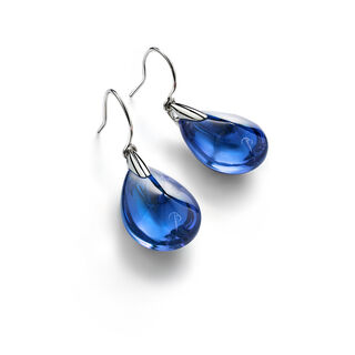PSYDÉLIC EARRINGS  Riviera blue