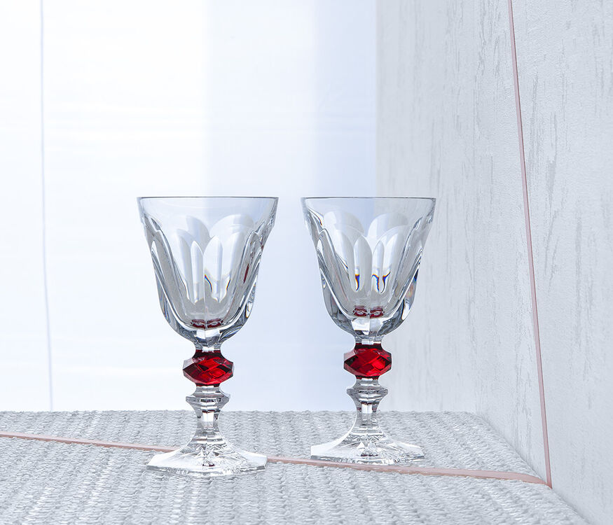 HARCOURT LOUIS-PHILIPPE GLASS   - 3