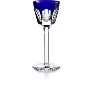 HARCOURT WINE RHINE GLASS  Blue