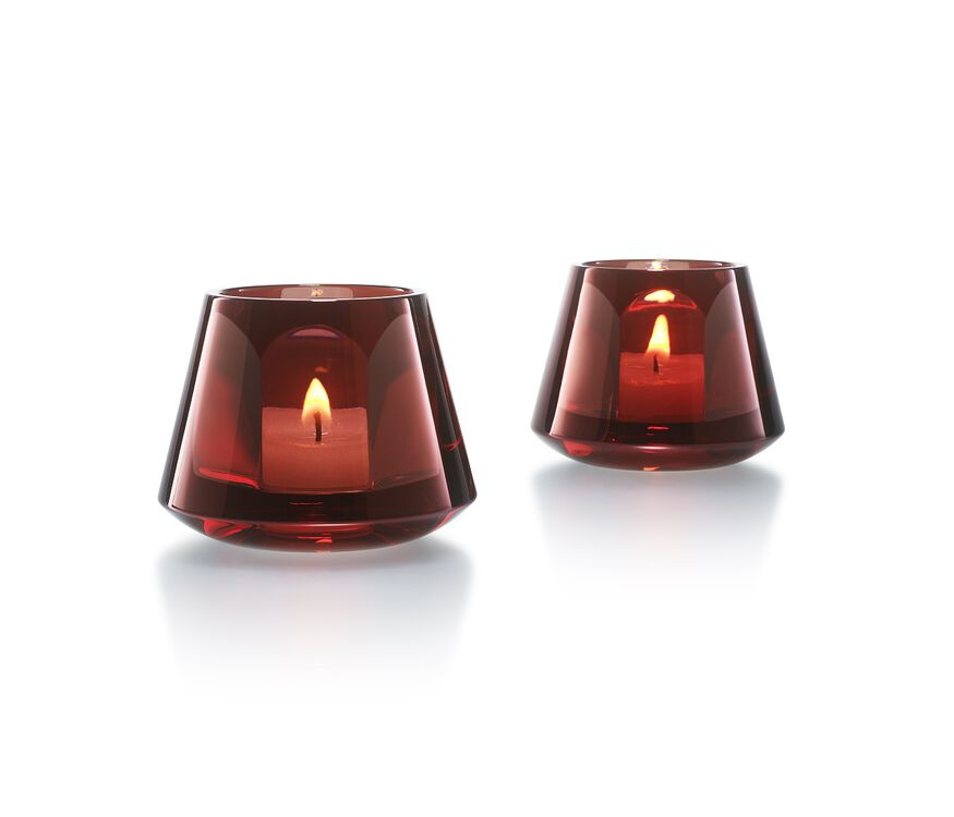 HARCOURT BABY OUR FIRE VOTIVE, Red - 3