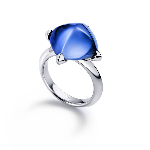 MÉDICIS RING, Riviera blue