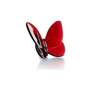 PAPILLON LUCKY BUTTERFLY  Red
