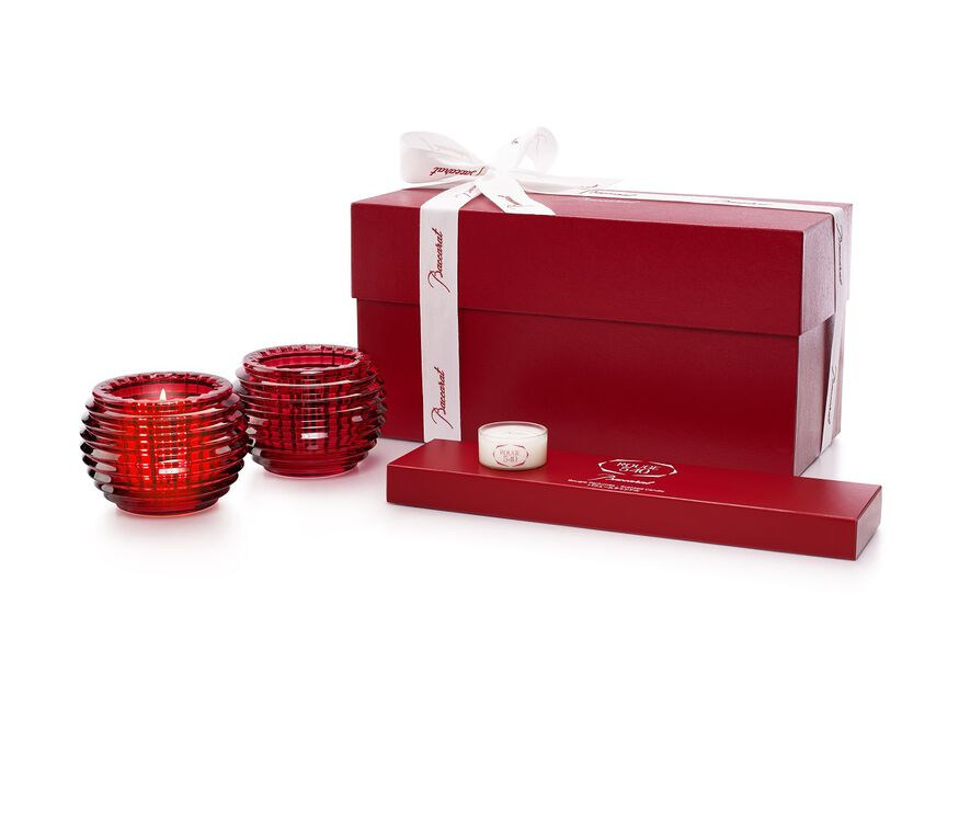 ROUGE 540 CANDLESTICK SET   - 2