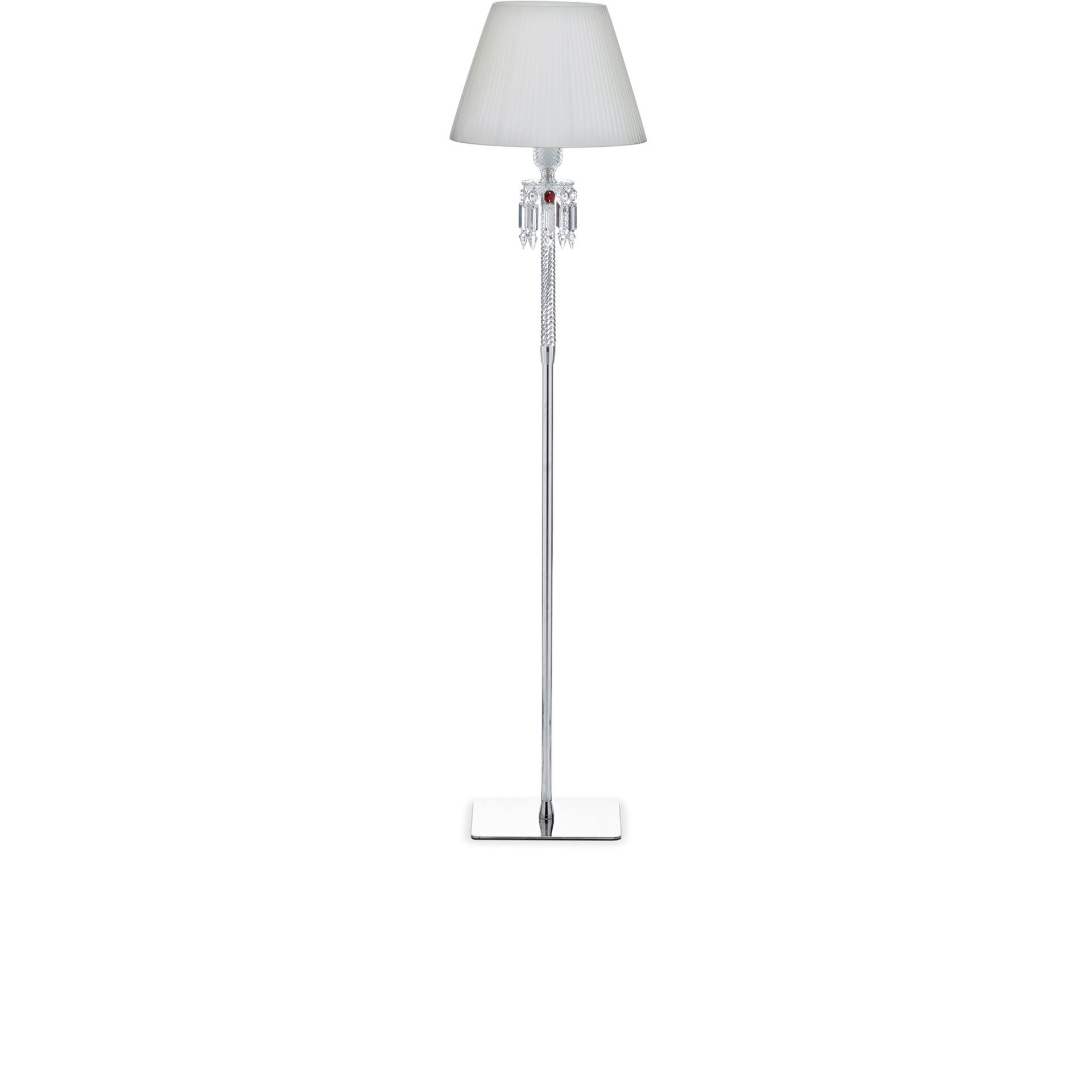 Torch Small Floor Lamp Baccarat